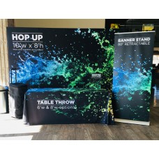 Trade Show Banner Package